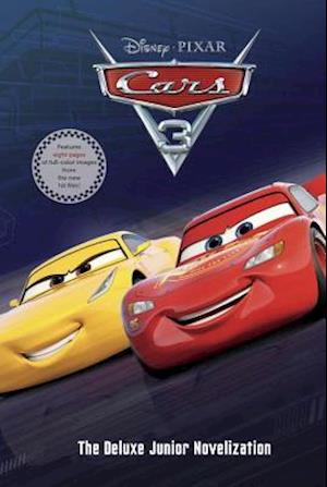 Bog, hardback Cars 3 Deluxe Junior Novelization (Disney/Pixar Cars 3) af RH Disney