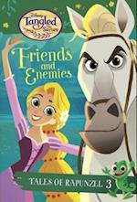 Friends and Enemies (Stepping Stone Book)
