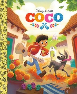 Coco Little Golden Board Book (Disney/Pixar Coco)