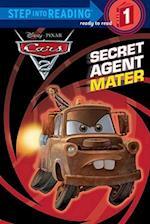 Secret Agent Mater af Melissa Lagonegro