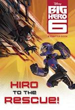 Hiro to the Rescue! (Stepping Stone Book)
