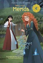 The Secret Spell (Merida)