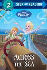 Across the Sea (Disney Frozen) (Step Into Reading)