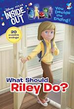 What Should Riley Do? (Stepping Stone Book)