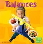 Balances af Adele Richardson