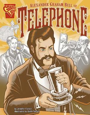 Bog, paperback Alexander Graham Bell and the Telephone af Jennifer Fandel
