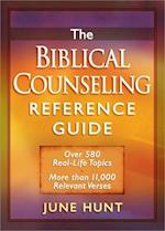 The Biblical Counseling Reference Guide