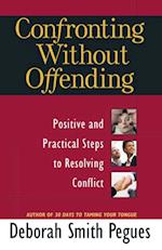 Confronting Without Offending af Deborah Smith Pegues