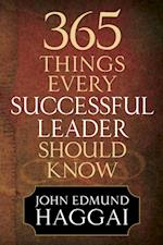 365 Things Every Successful Leader Should Know af John Edmund Haggai