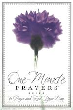 One-Minute Prayers(TM) to Begin and End Your Day