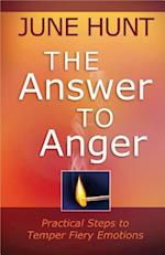 The Answer to Anger af June Hunt