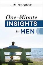 One-minute Insights for Men af Jim George