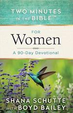 Two Minutes in the Bible(TM) for Women (Two Minutes in the BibleTM)