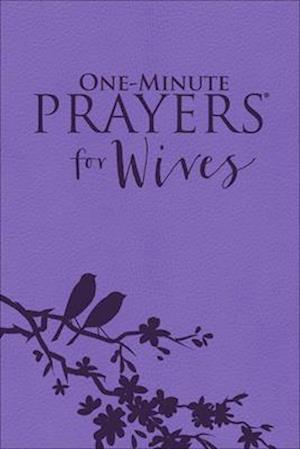 Bog, hardback One-Minute Prayers for Wives af Hope Lyda