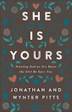 She Is Yours af Jonathan Pitts, Wynter Pitts