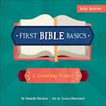 First Bible Basics (Baby Believer)