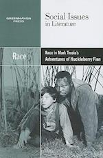 Race in Mark Twain's Adventures of Huckleberry Finn (Social Issues in Literature (Paperback))
