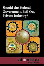 Should the Federal Government Bail Out Private Industry? (At Issue (Library))