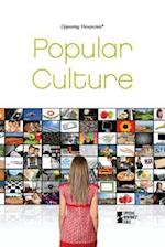 Popular Culture (Opposing Viewpoints (Paperback))