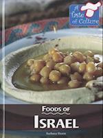 Foods of Israel (TASTE OF CULTURE)