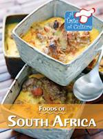 Foods of South Africa (TASTE OF CULTURE)