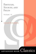 Particles, Sources and Fields (Advanced Books Classics, nr. 2)