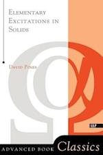 Elementary Excitations in Solids (Advanced Book Classics)