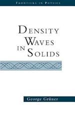 Density Waves in Solids (FRONTIERS IN PHYSICS)