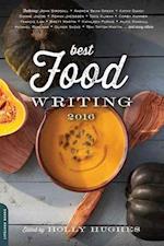 Best Food Writing 2016 (BEST FOOD WRITING)