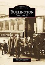 Burlington, Volume II (Images of America Arcadia Publishing)