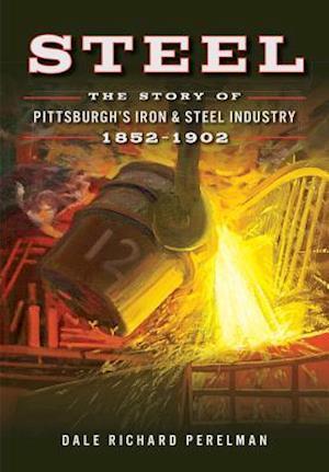 Bog, paperback Steel af Dale Richard Perelman