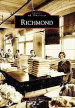 Richmond (Images of America Arcadia Publishing)