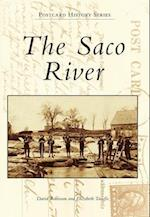 The Saco River (Postcard History)