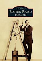 Boston Radio (IMAGES OF AMERICA SERIES)