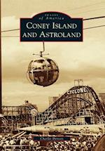 Coney Island and Astroland (IMAGES OF AMERICA SERIES)