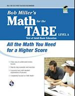 Bob Miller's Math for the Tabe Level a (Ged Tabe Test Preparation)