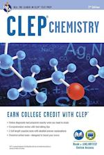 CLEP Chemistry + Online Practice Tests (CLEP Chemistry)
