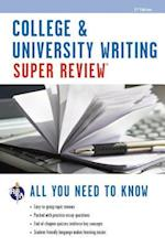 College & University Writing Super Review (Super Review)