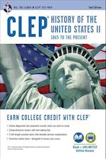 CLEP History Of The United States II (Clep Test Preparation)