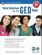 GED(R)Test, Rea's Total Solution for the 2014 GED(R) Test (Ged Tabe Test Preparation)
