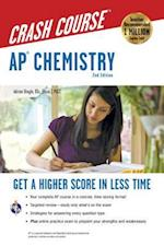 AP(R) Chemistry Crash Course, 2nd Ed., Book + Online