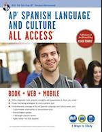 AP Spanish Language and Culture All Access (Advanced Placement Ap All Access)