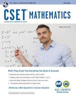 CSET Mathematics (Cset Teacher Certification Test Prep)