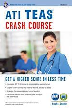 Ati Teas Crash Course(r) Book + Online (Nursing Test Prep)