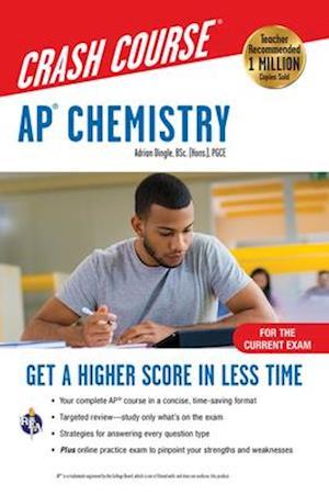 Ap(r) Chemistry Crash Course, 3rd. Ed., Book + Online