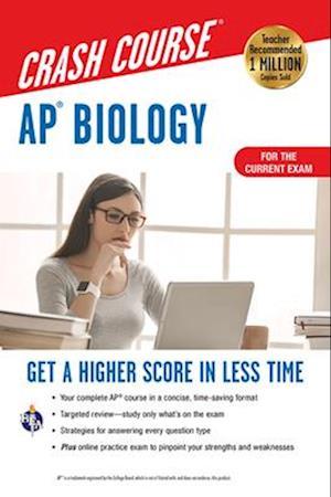 Ap(r) Biology Crash Course, 3rd Ed., Book + Online