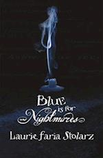 Blue Is for Nightmares af Laurie Faria Stolarz