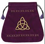 Triple Goddess Velvet Bag af Not Available