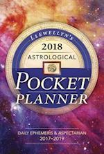 Llewellyn's Astrological Pocket Planner 2018
