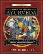 Llewellyn's Complete Book of Ayurveda (Llewellyns Complete Book Series)